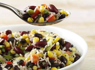 Cool Beans Salad Recipe