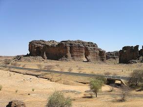 Photo: krajobraz w drodze do granicy z MALI