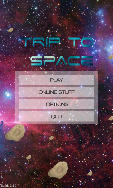 Trip To Space- screenshot
