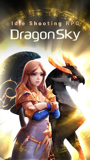 DragonSky : Idle & Merge modavailable screenshots 9