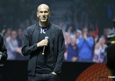 Zidane a voulu ramener un ancien du Real à la maison