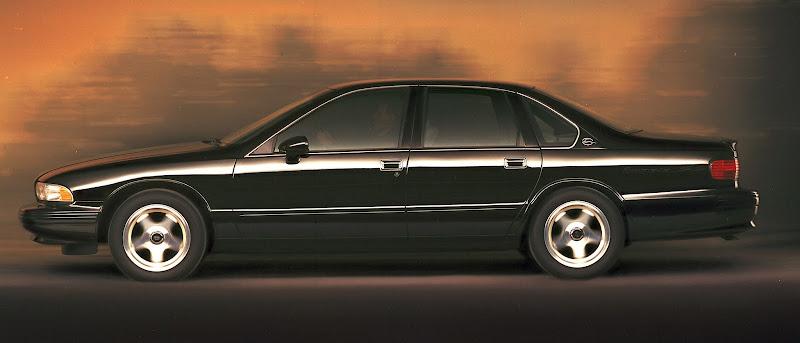 Photo: 1994 Chevrolet Impala