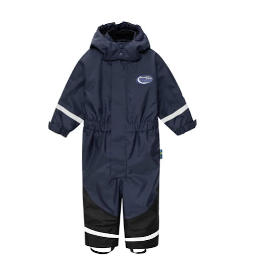 Weather Report Tusi Overall Navy Stl: 90