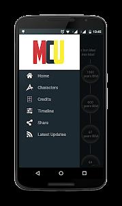 MCU screenshot 1