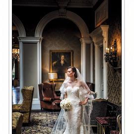 Oulton Bride 2 by Pete Bristo MBE  - Wedding Bride