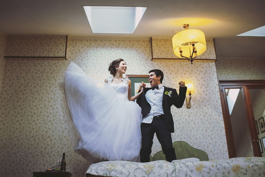 Wedding photographer Nazar Voyushin (NazarVoyushin). Photo of 05.02.2014