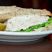 Tuna on Rye (Half Sandwich)