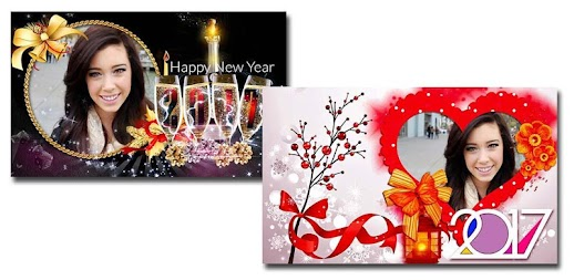 New Year Photo Frame 2017 APK