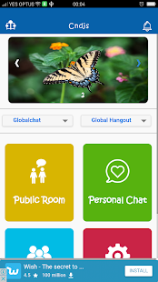 Travel Chat : Chat Meet Travel - náhled