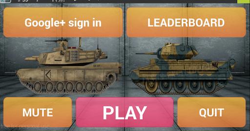 Deadly Race Tank