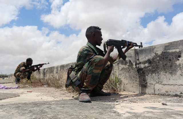 Uganda army to join Congo in offensive against Islamist rebels -Kinshasa gov't