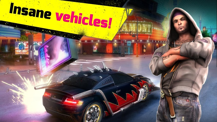 Gangstar Vegas Mega Mod v2.0.1b APK [LATEST] - screenshot