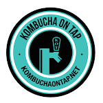 Logo of Gt's Kombucha On Tap Divine Grape