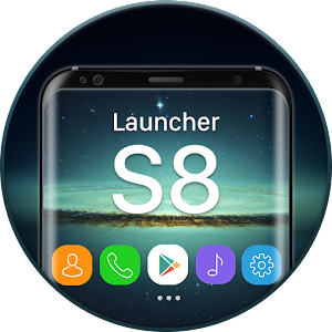 S8 Launcher - Launcher Galaxy for PC