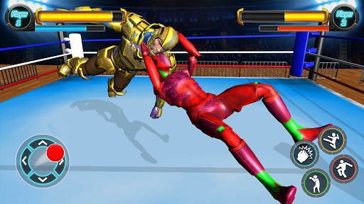 Real Robot Ring Fighting  2020  screenshots 14