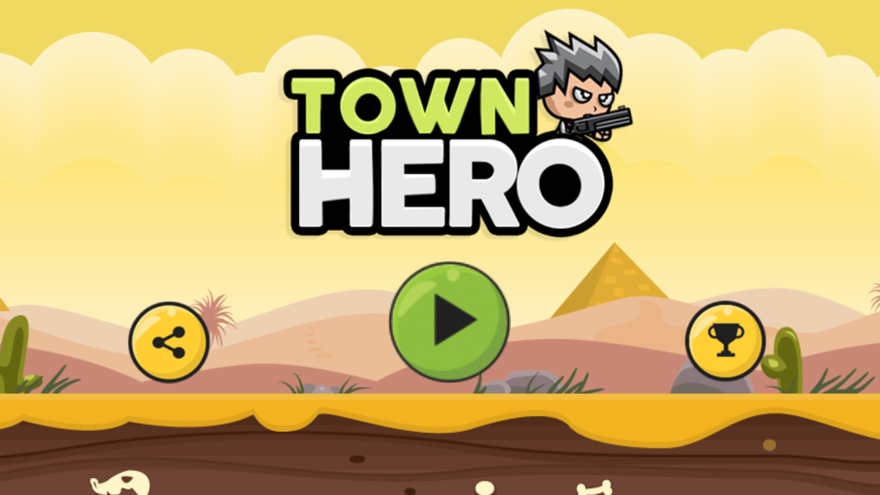 Town Hero- screenshot