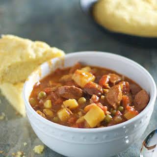 Gluten Free Brunswick Stew.