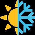 Thermometer - Indoor & Outdoor Temperature icon
