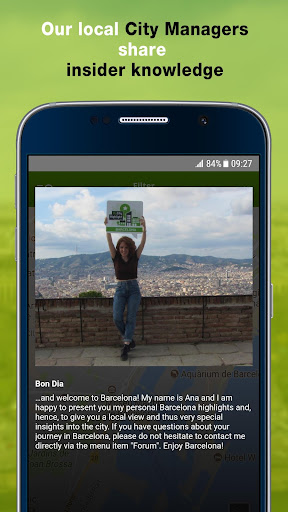 mod Barcelona Travel Guide (City Map)  screenshots 1