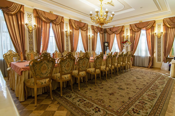Фото №4 зала Каминный зал