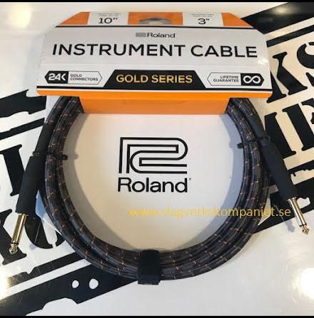 Roland Gold Series 3m Tele/Tele-kabel