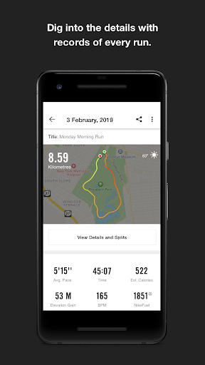carrera enlace Divertidísimo  Nike Running – Apps on Google Play