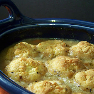Chicken and Biscuits (or dumplings)