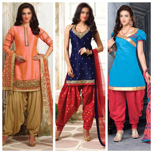 500+ Patiyala Dresses 2017