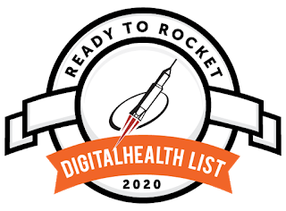 Ready to Rocket Digital Health 2020 list floka