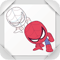 Draw Superhero Step by Step APK