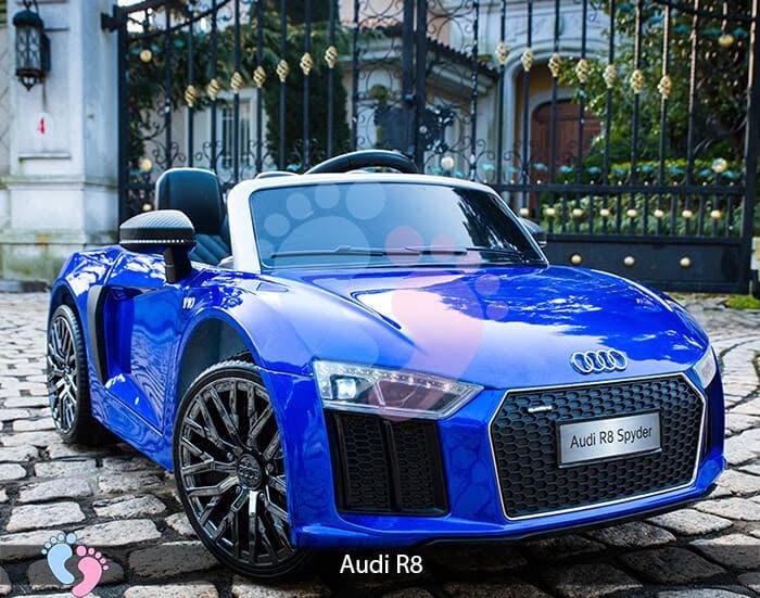 Xe hơi điện thể thao Audi R8 4
