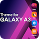 Themes For Galaxy A3 Launcher 2019