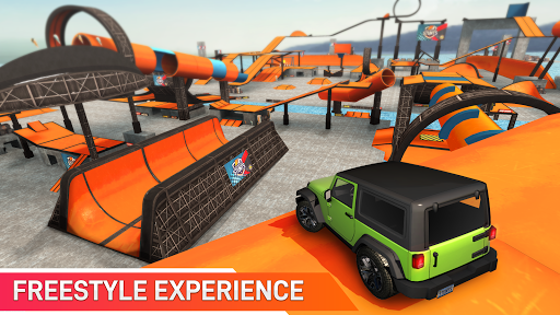 Car Stunt Races: Mega Ramps 1.8.4 de.gamequotes.net 3