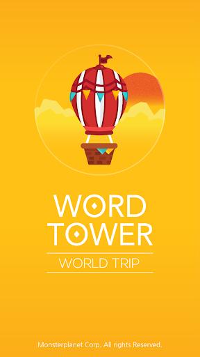 WORD TOWER - World Trip 1.8.0 screenshots 6