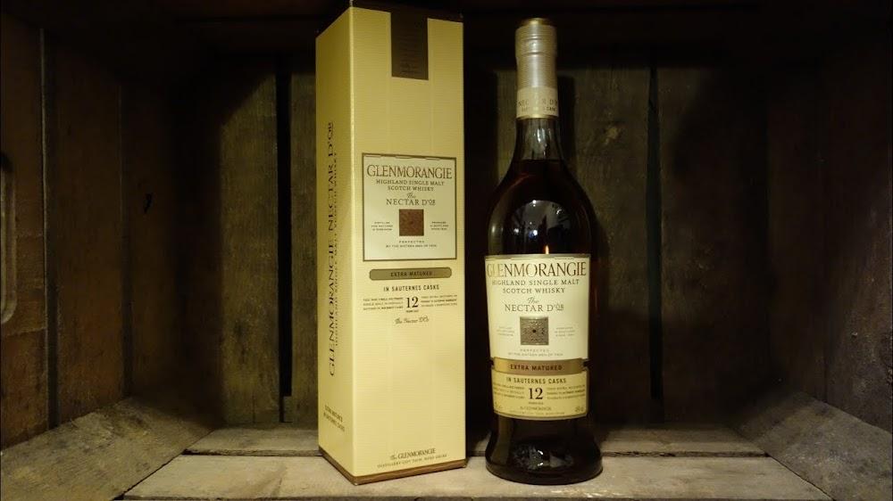 best-whisky-brands-india-Glenmorangie_Nectar_dOr-Price-Rs. 4120 for 750 ml. (12 Years Old)