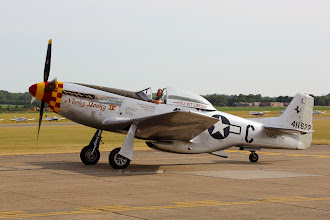 Photo: North American P-51D Mustang