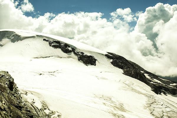 Sulla vetta del Monte Bianco di Maria Luisa