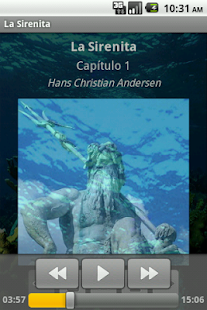 La Sirenita - AudioEbook - screenshot thumbnail