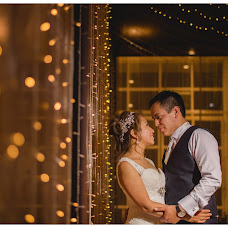 Bröllopsfotograf Saulo Lobato (saulolobato). Foto av 25.09.2018
