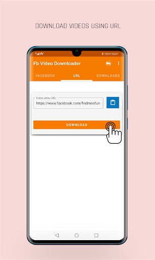 FastVid: Video Downloader for Facebook 4.3.12 Screenshots 1