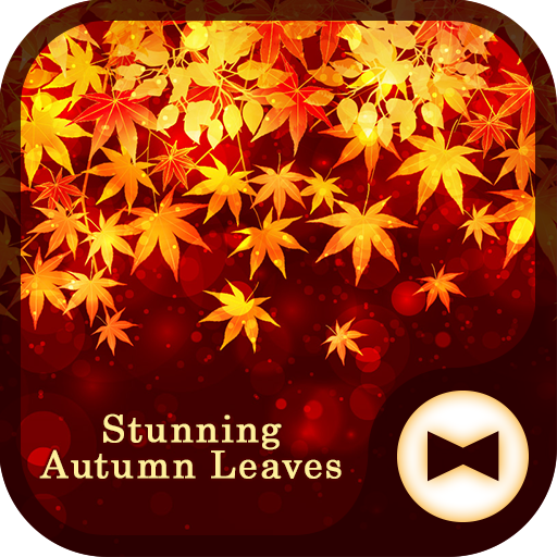 Beautiful Wallpaper Stunning Autumn Leaves Theme Icon