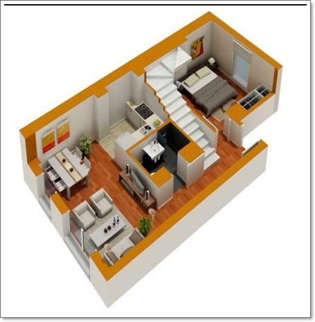 3D Small House Layout Design Android Apps on Google Play