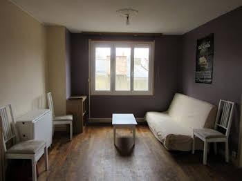 Appartement meublé 3 pièces 49,73 m2