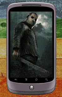 Friday Jason Voorhees Wallpaper - náhled