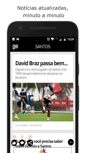 Santos Ao Vivo screenshot 1