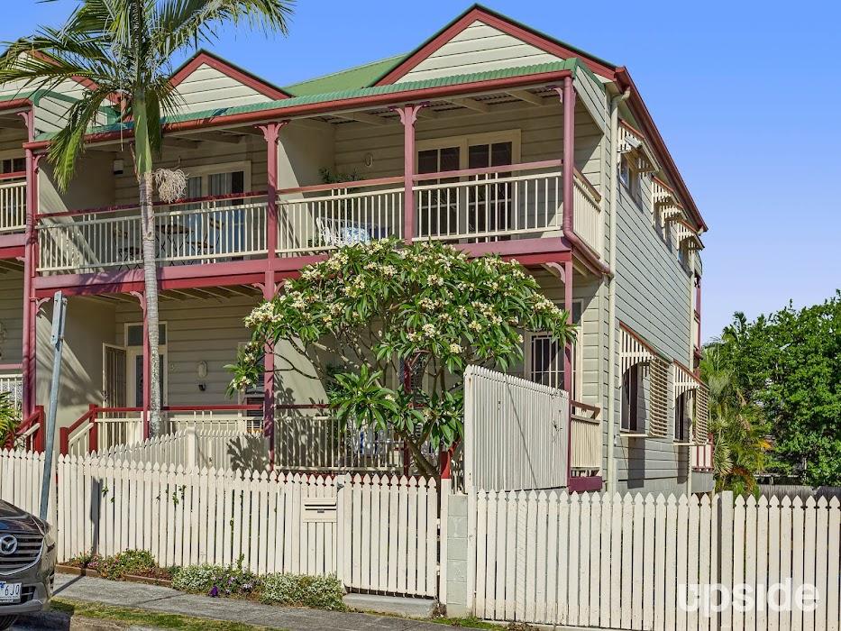 Main photo of property at 4/17 Martha Street, Paddington 4064