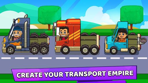 Transport It! - Idle Tycoon screenshots 1