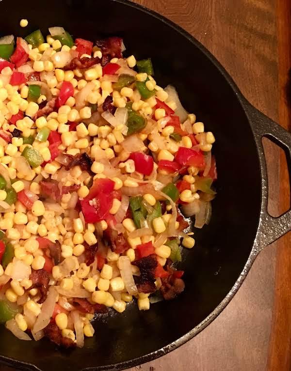 Southwestern Corn Recipe