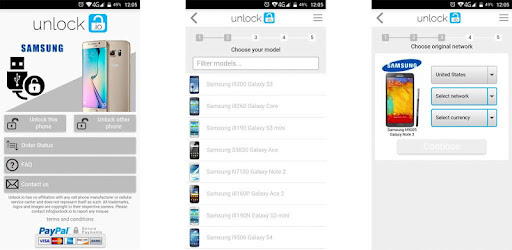 Unlock Samsung by cable - Apps on Google Play