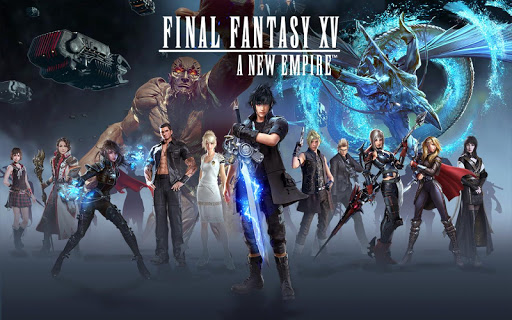 Final Fantasy XV: A New Empire 5.0.12.120 screenshots 1